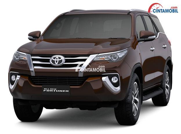 Kelebihan dan Kekurangan Toyota Fortuner 2017
