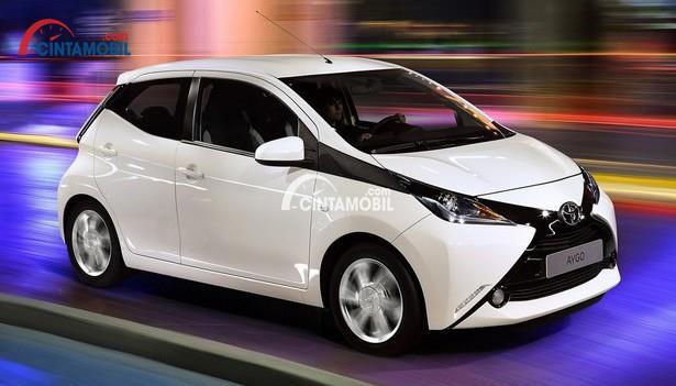 Debut pada Geneva Motor Show, Toyota Aygo 2018 Hadir Lebih Segar dan Ramah Lingkungan
