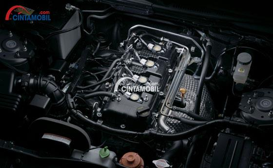 Salah satu kelebihan Suzuki Grand Vitara terletak pada aspek mesinnya yang telah mengusung kapasitas besar di angka 2.393 cc