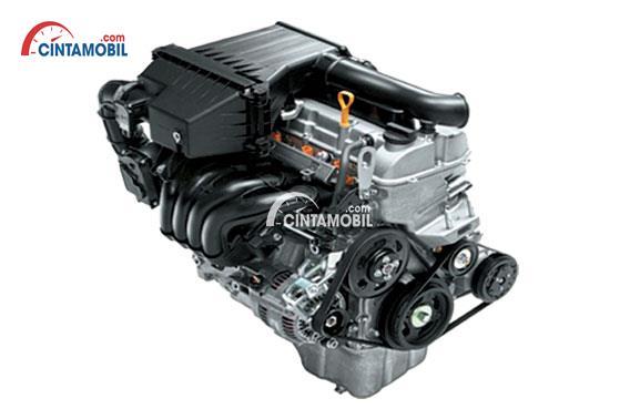 Mesin Suzuki Splash bertipe K12M yang tampil bertenaga dengan kapasitas silinder sebesar 1.197 cc yang diklaim mampu meraih daya maksimum di angka 6.000 Rpm