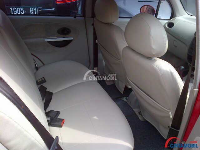 Gambar bagian kursi mobil Chery QQ 2008