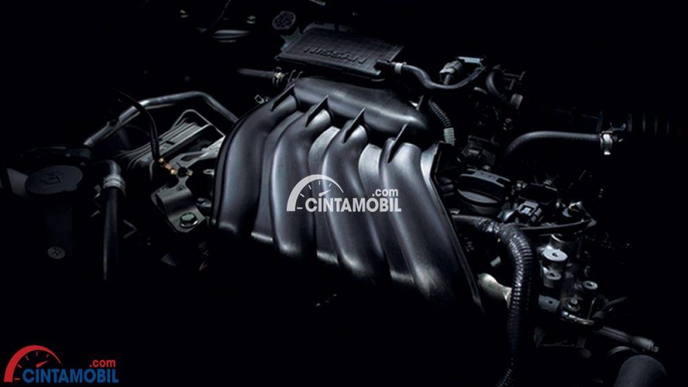 Mesin Nissan Juke dikemas dengan kapasitas silinder 1.498 cc berdaya 114 PS dan torsi 150 Nm