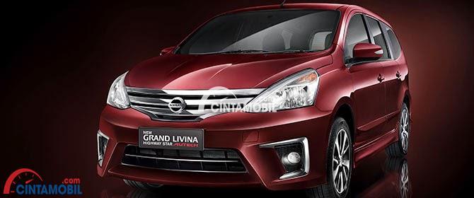 Nissan Grand Livina tipe Highway Star Autech mengusung segala fitur berkelas dan terlengkap dari varian lainnya