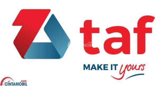 Logo Toyota Astra Financial Service ( TAF )