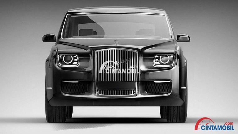 Limosin Kepresidenan Rusia Terungkap: Mobil Mewah Penuh Gaya
