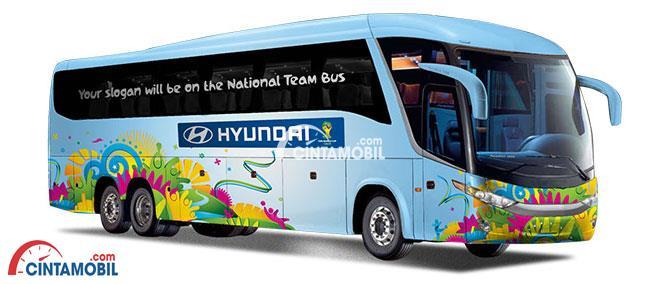 Hyundai Memberikan Kesempatan Netizen Memilih Slogan Piala Dunia Rusia 2018