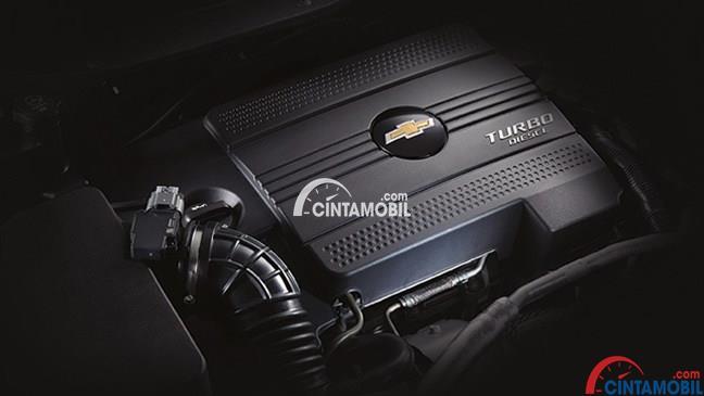 Selain menggunakan bahan bakar diesel, Mesin Chevrolet Captiva 2016 juga menggunakan konfigurasi Turbocharger serta ECOTEC