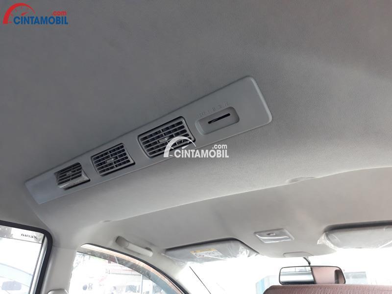 Gambar AC double blower pada Daihatsu Xenia R Sporty 2017