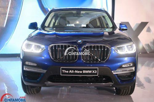 All New BMW X3 diluncurkan di IIMS 2018