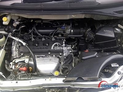 Bagian Mesin Bertenaga di mobil Nissan Serena HWS 2015