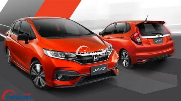 Honda Civic dan Jazz Memimpin Honda dalam Penjualan Januari – April 2018