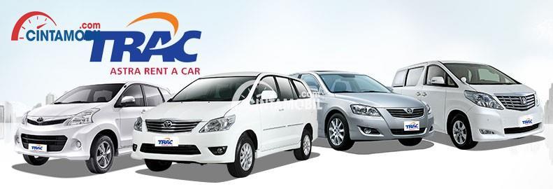Perusahaan sewa mobil TRAC Astra Rent Car