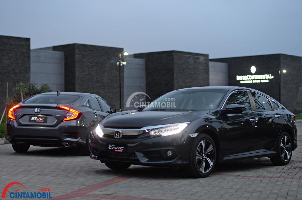 Honda Civic New >> Harga Honda Civic Januari 2020