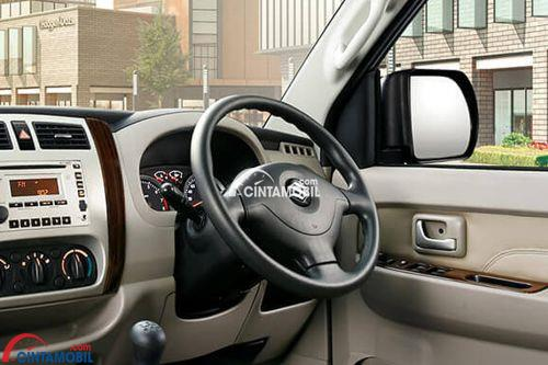 gambar setir Suzuki APV Luxury 2014 desain 3-spoke