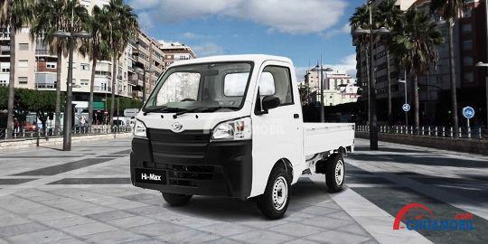 Daihatsu Hi-Max PU 1.0 STD AC PS menyuguhkan kenyamanan lebih