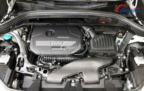 Mesin BMW X1 sDrive18i xLine memiliki kapasitas 1.499 cc