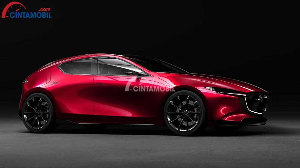 Mazda KAI Concept, preview Mazda 3 generasi mendatang