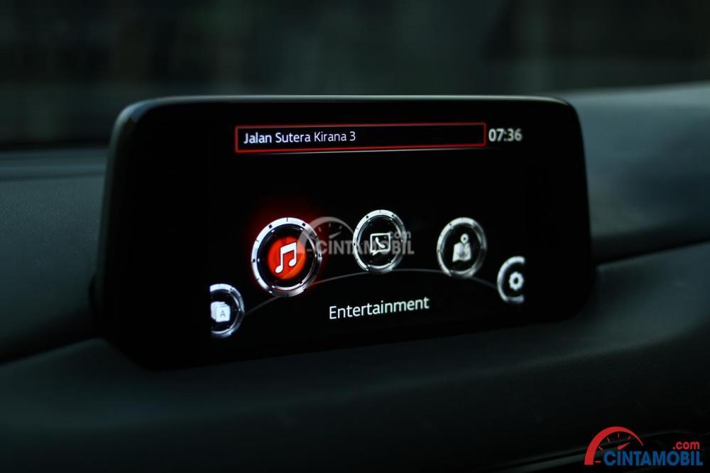 Salah satu fitur jempolan All New Mazda CX-5 Elite 2017