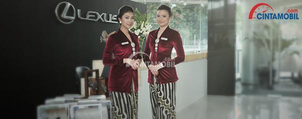 Program penjualan Lexus NX menawarkan beragam paket layanan menarik