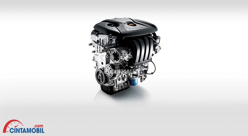 NU engine mesin yang digunakan pada Kia Carens LX 2013