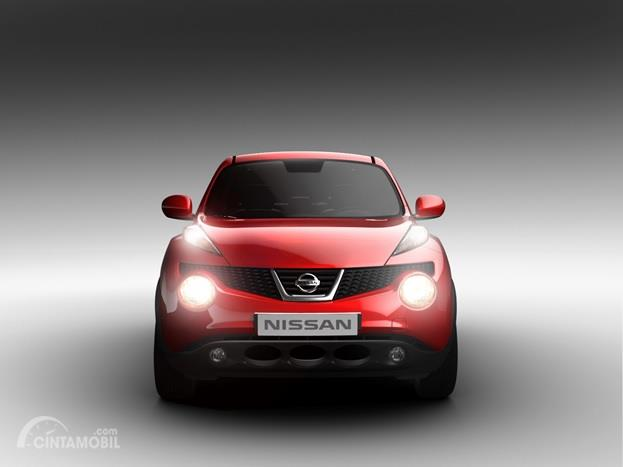 Nissan Juke 2011 Dengan Raut Wajah Yang Tembem