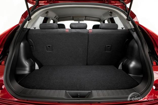 Nissan Juke 2011 Memiliki Bagasi Luas