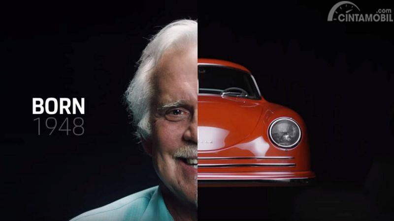 Porsche Rilis Video Emosional Peringati Ulang Tahun ke-70 Perusahaan
