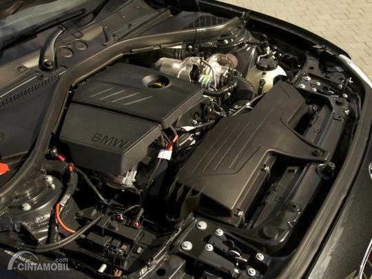 gambar mesin bmw 116i 2012 berkapasitas 1.598 cc