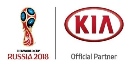 KIA Official Partner World Cup 2018 Russia