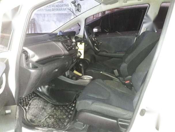 2012 Honda Jazz Type S Dijual
