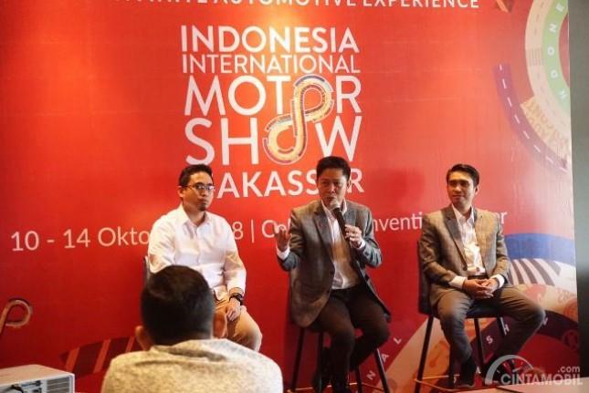 Beragam Acara dan Pameran Otomotif di IIMS Makassar 2018, Catat Tanggalnya