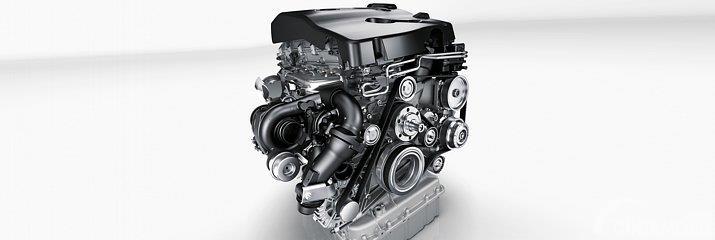 Mesin Mercedes-Benz Sprinter dibekali mesin padu yang berkapasitas 2.143 cc dengan tingkat emisi EURO3