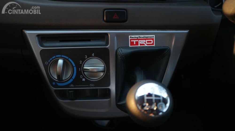 Pengaturan AC Toyota Calya 1.2 G MT 2017 yang sederhana