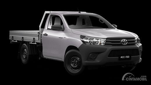 Toyota Hilux 2017 Memiliki Lampu Yang Besar