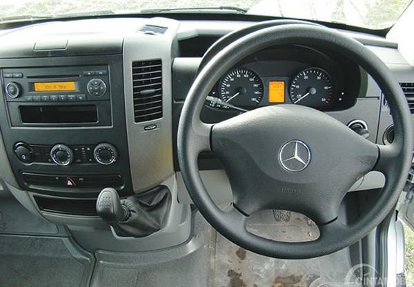 Desain Setir  Mercedes Benz Sprinter 315 CDI A2