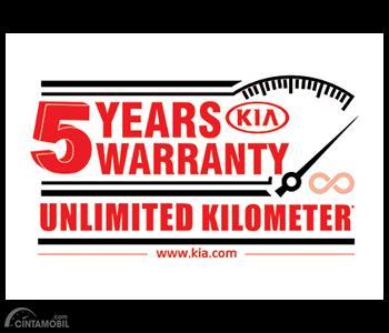 Garansi KIA tawarkan garansi hingga 5 tahun yang tampak berbeda dari pesaing lainnya