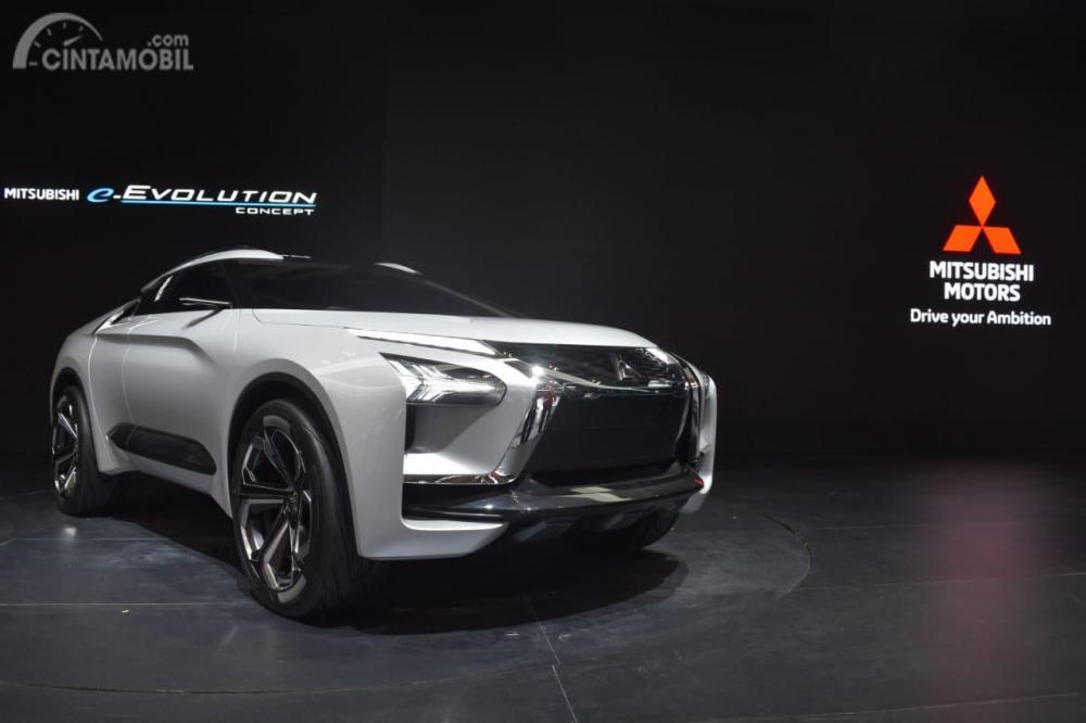 GIIAS 2018: Akhirnya Terkuak, Inilah Tiga Mobil Terbaru Mitsubishi