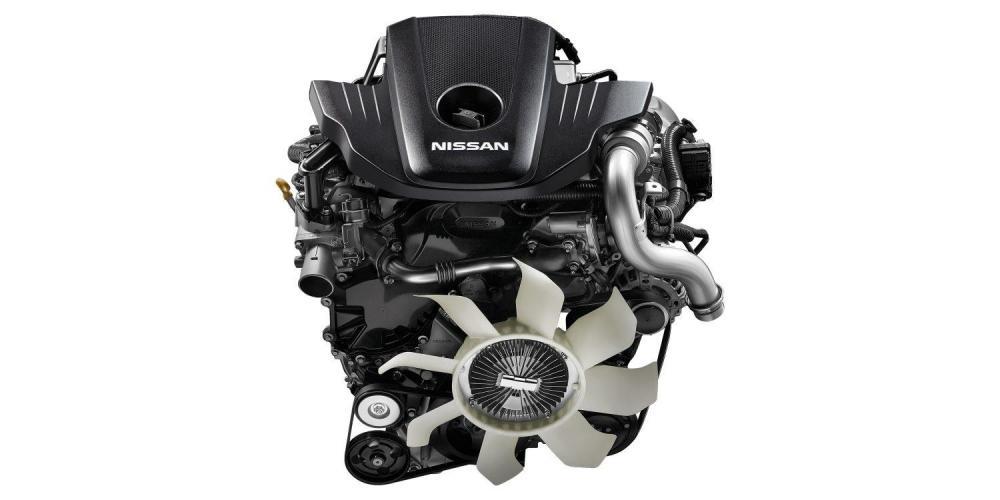 Mesin Nissan Terra menggunakan 2.5 Liter yang mampu meraih daya puncak 190 PS