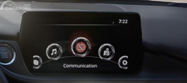 All New Mazda6 Estate Elite 2018  MZD Connect
