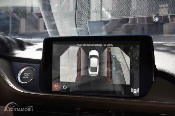 All New Mazda6 Elite Estate 2018 Safety