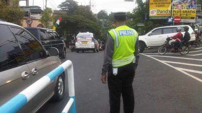Sampai November 2018, Polisi Semarang Tutup Jalan Gombel Lama