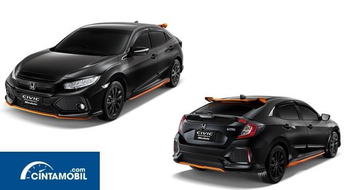 Aksesoris Honda Civic mendapatkan program khusus selama GIIAS 2018 berlangsung