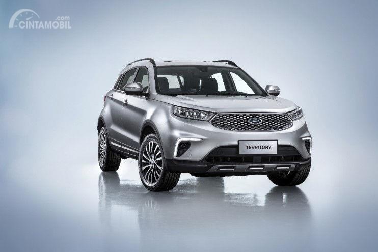 Ford Territory, Awal Janji 50 Kendaraan Baru Ford di Pasar Cina 2025