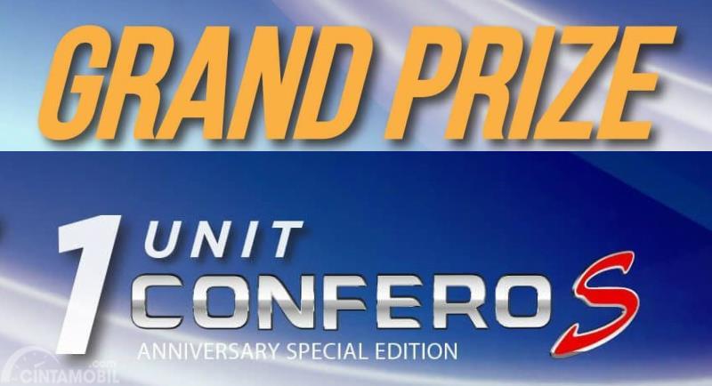 Ulang Tahun Pertama, Wuling Sediakan Grand Prize Satu Unit Wuling Confero S Di GIIAS 2018