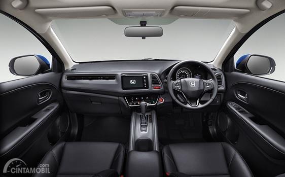Honda HR-V E 2014 Memiliki Dashboard Elegan