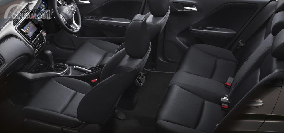 Kabin Honda HR-V E 2014 Sangat Luas Menjamin Kenyamanan