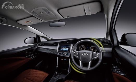 Toyota Kijang Innova 2017 Dengan Penampilan Dashboard Lebih Modern