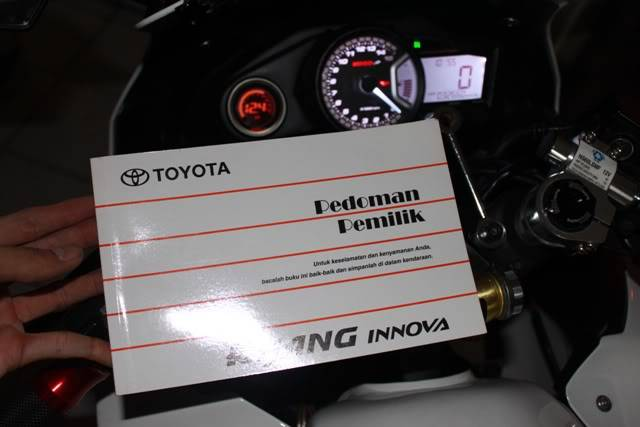 Buku Manual Kendaraan, Kelengkapan Kendaraan yang Diatur Dalam Hukum