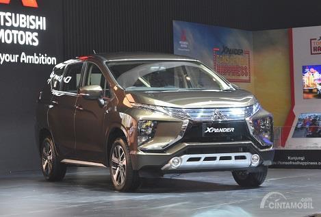 Sukses di Indonesia, Mitsubishi Xpander Merantau ke Thailand