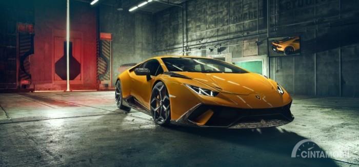 Lamborghini Huracan Performante 2018 merupakan salah satu mobil terbaik Lamborghini dalam hal kecepatan
